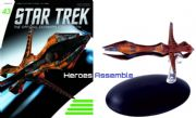 Star Trek Official Starships Collection #043 Species 8472 Bioship Eaglemoss